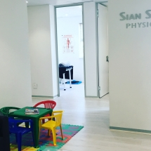 Image The Good Phyio Paediatrics Waiting area